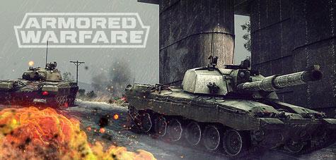 Repoussez Les Limites Avec Armored Warfare !