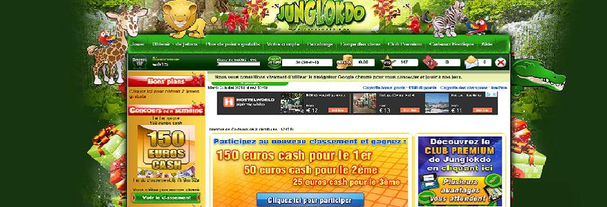 150 Euros à Gagner