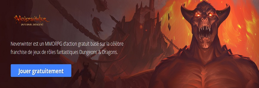 Parcourez Les Enfers D'avernus Sur Neverwinter