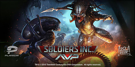 L'événement Croisé Alien Vs Predator !