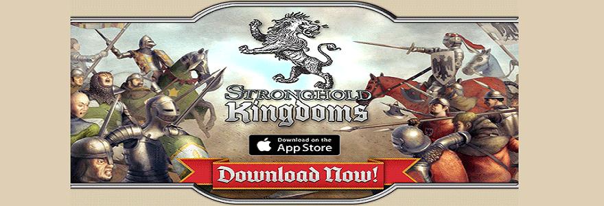 Jouez Gratuitement à Stronghold Kingdoms Sur Ios